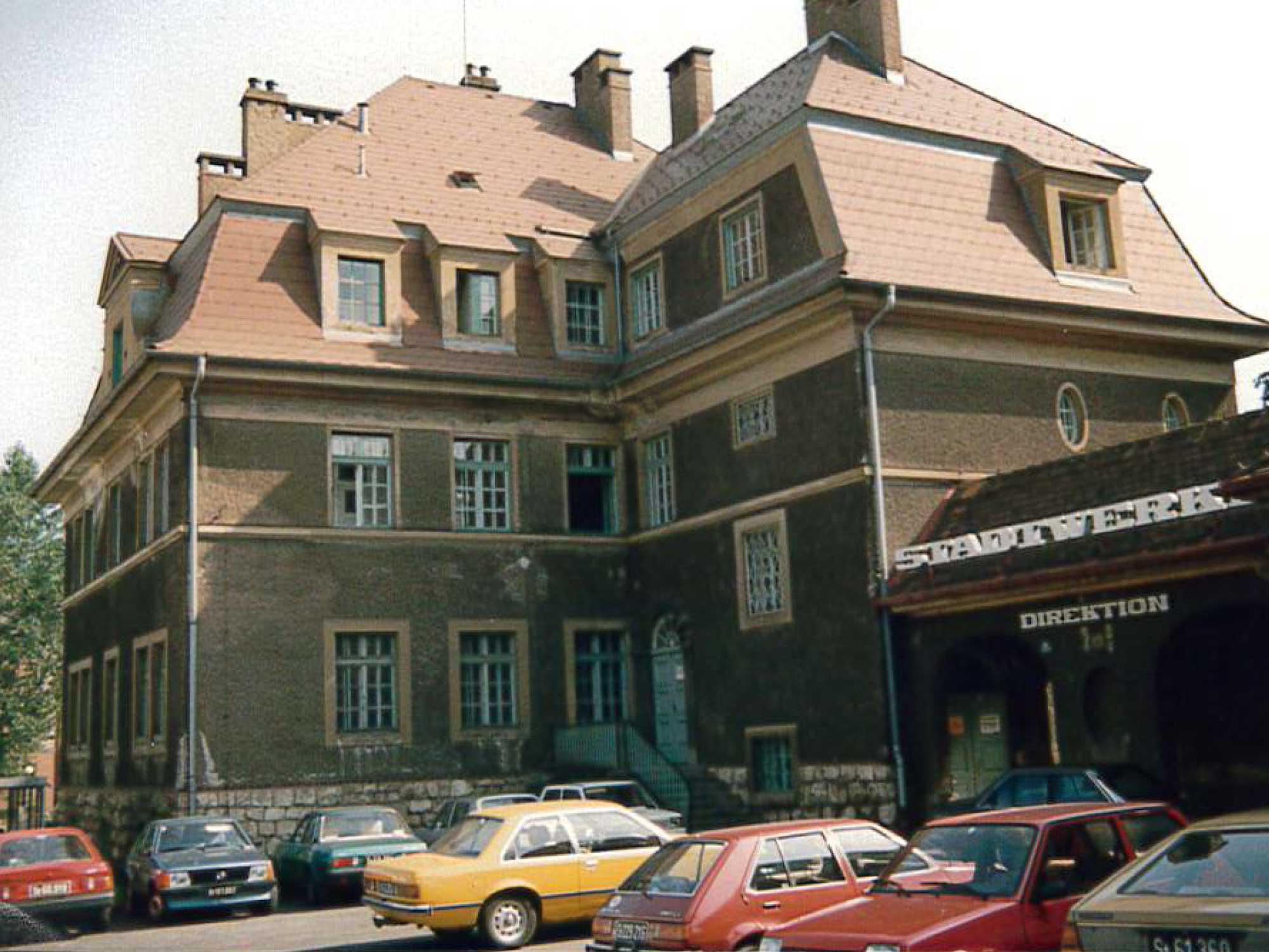 Geschichte Stadtwerke Leoben